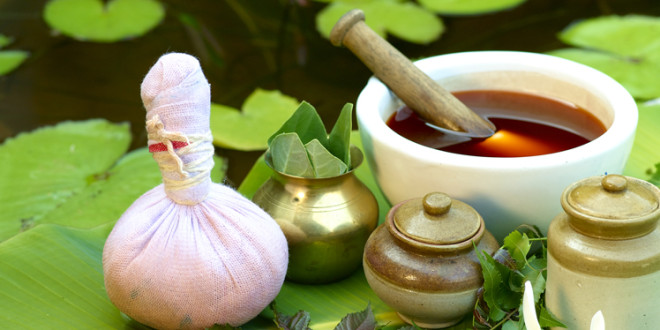 Ayurvedic Massage for Confinement Period