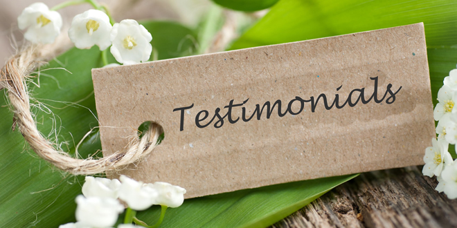 Testimonial from a Client with Women's Hormonal Disorder